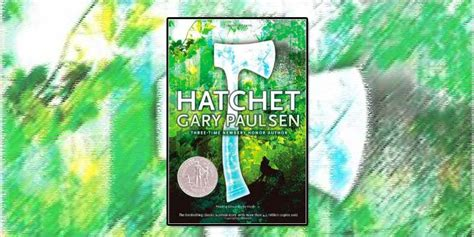 pictures of the book hatchet books to read on earth day