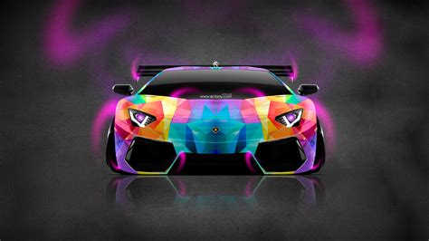 Lamborghini Neon   2017   2018 Best Cars Reviews