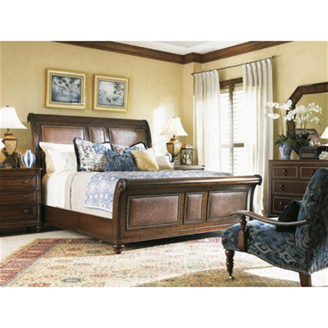 bahama bedroom furniture sets bahama home landara sleigh customizable bedroom set