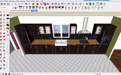 oreos design portfolio sketchup kitchen ophrey modele cuisine sketchup pr 233 l 232 vement d
