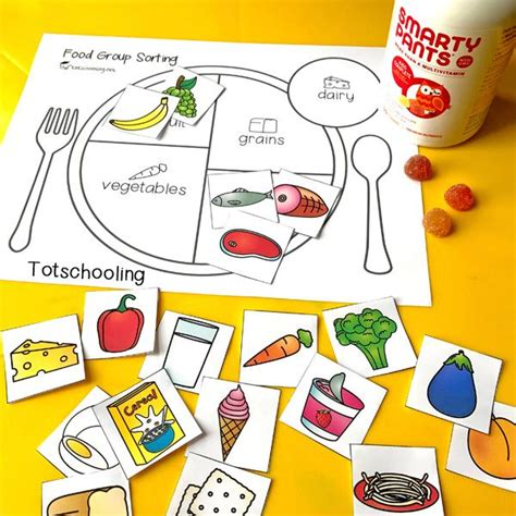 free printable for groups best 25 7 food groups ideas on healthy food
