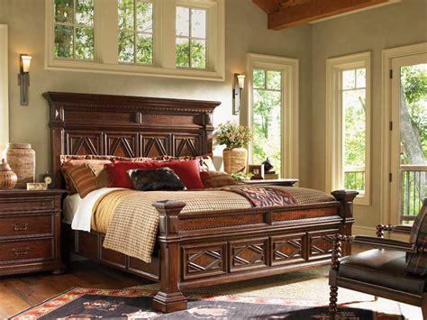 Lodge Bedroom Furniture Fieldale Lodge Pine Lakes Bedroom Set Bedoom Furniture
