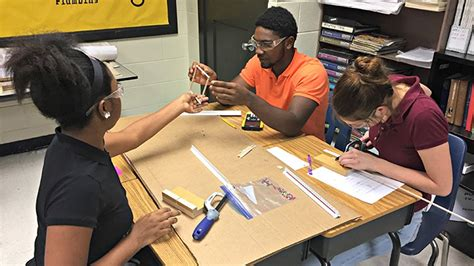 woodworking colleges at chesterfield school innovative classes combine math