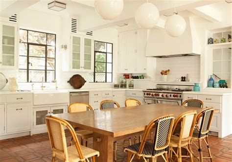 eat in kitchen decorating ideas 15 traditional style eat in kitchen designs home design lover