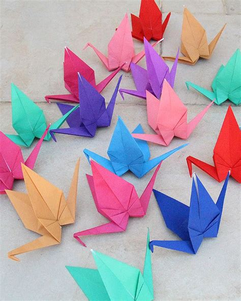 origami for birthdays origami cranes for birthday or your