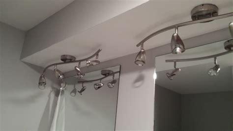 ceiling mounted bathroom vanity light fixtures ideas for bathroom light fixtures must be ceiling mounted