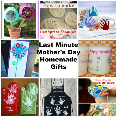 day craft ideas for to make last minute mothers day gifts by kiddy crafty