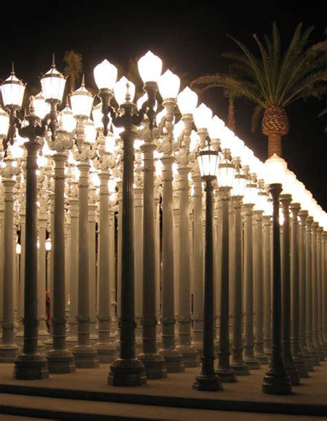 la lights light chris burden bcam lacma perception