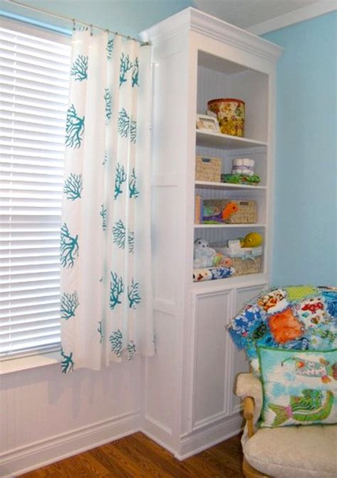 diy nursery curtains pip thenest
