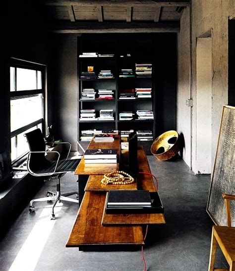 mens home decor 33 stylish and dramatic masculine home office design ideas