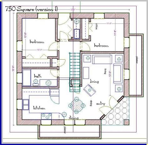 750 square foot house plans 750 square house plans home design and style