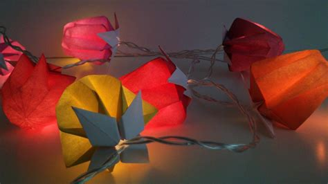 hd tuto faire des quot lions quot en origami pour une