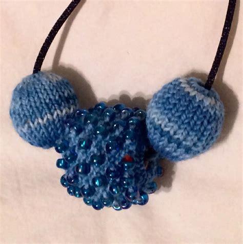 bead knitting beaded knitted knitting jewelry