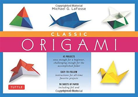 origami for 6 year olds bestselling activities crafts books for 6 year
