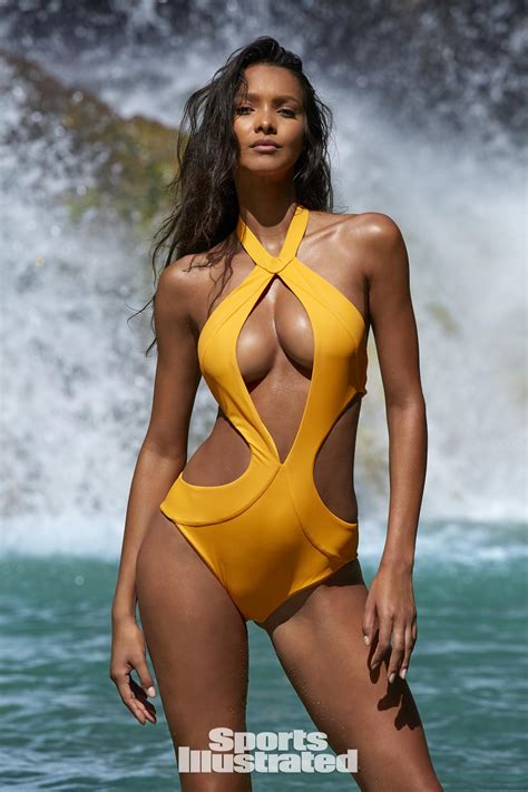 sports illustrated sports illustrated swimsuit issue 2017 lais ribeiro