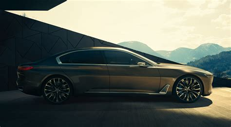 Bmw Future by Bmw Vision Future Luxury Concept In Hybrid Gets Revealed