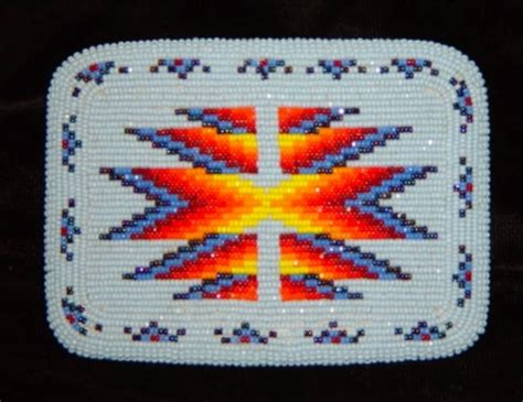 how to make a beaded belt beaded belt buckle 1c