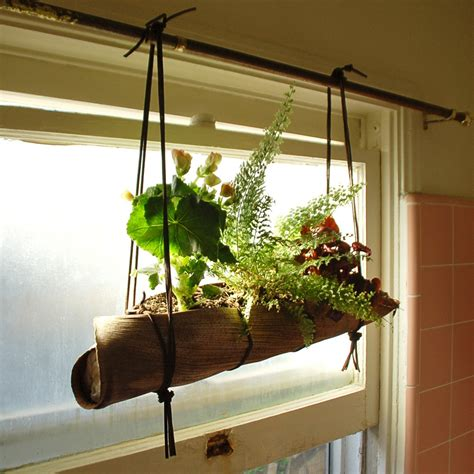 indoor hanging garden ideas 16 unique indoor and outdoor hanging planter ideas