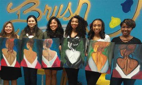 groupon oc paint nite paint admission brush painting lounge groupon