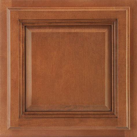 american woodwork american woodmark 13x12 7 8 in cabinet door sle in