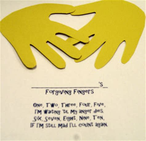 forgiveness bible crafts the fantastic five bible alive tuesday forgiving fingers