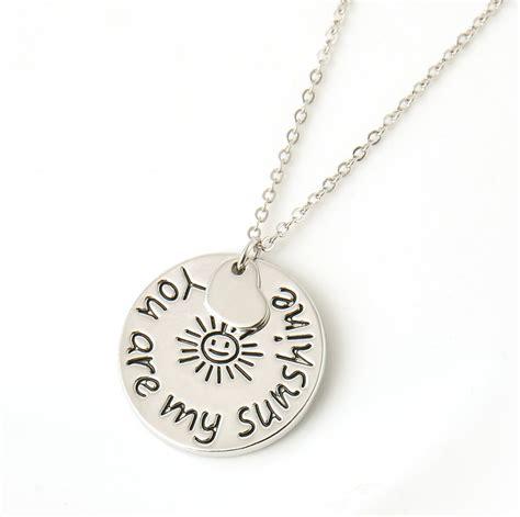 you jewelry aliexpress buy 2015 new fashion jewelry quot you are my