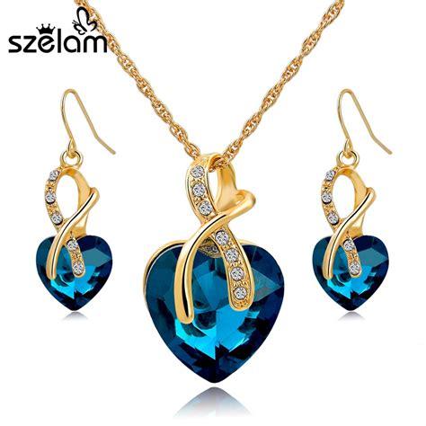 accessories for jewelry aliexpress buy szelam 2016 necklace