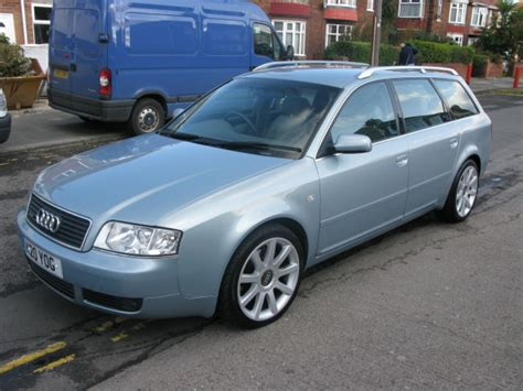 2002 Audi A6 Specs by Audi A6 2 5 2002 Auto Images And Specification