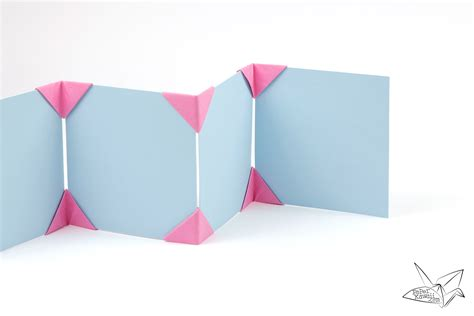 origami picture stand origami photo frame tutorial make a photo display