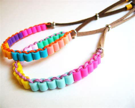 perler bead bracelet colorblock perler friendship bracelets colorful
