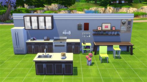 cool kitchen stuff the sims 4 cool kitchen stuff free simsqueen
