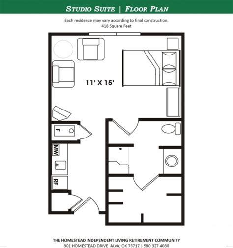 homestead floor plans the homestead floor plans center a st