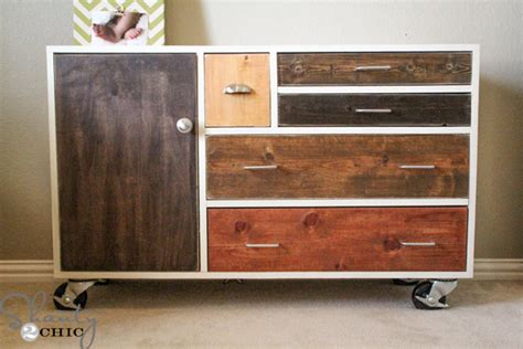dresser diy diy furniture dresser shanty 2 chic