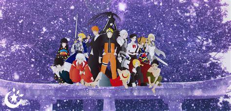 anime heroes anime heroes by tsukinokatana on deviantart
