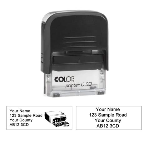 self inking rubber st 18 x 47 colop self inking rubber st