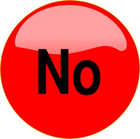 free no no button clip at clker vector clip