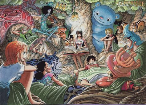 onepiece read annual one re read polychrome interest