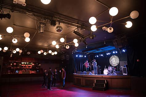 knitting factory inside the venues of northside comedy and tons of bands