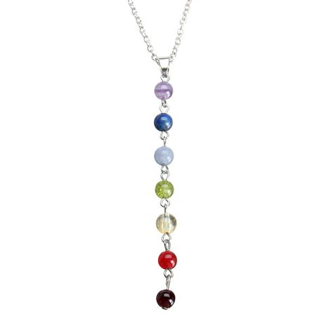 gemstone pendants for jewelry multicolor gemstone pendant necklace jewelry