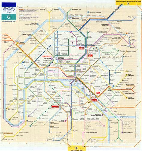 metro bonjourlafrance