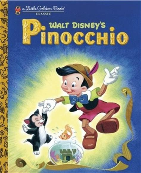 pinocchio picture book pinocchio by walt disney company