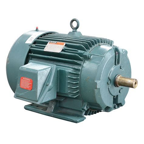 What Is Electric Motor by 30 Hp 3540 Rpm 230 460 Vac Reliance Electric Motor 3