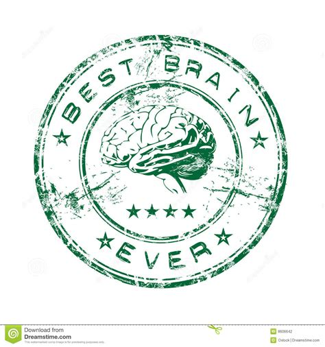 rubber sts los angeles best brain rubber st stock photography image 8606642