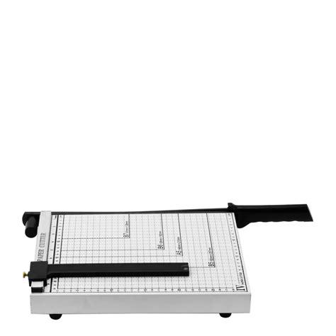 craft guillotine paper cutter 10 quot paper cutter trimmer craft scrap booking desktop