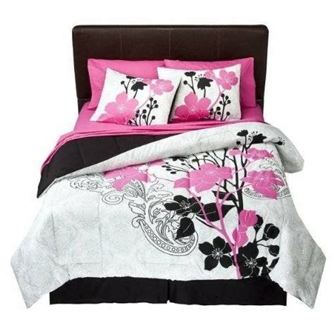 black and pink bedding set 17 best images about bedding