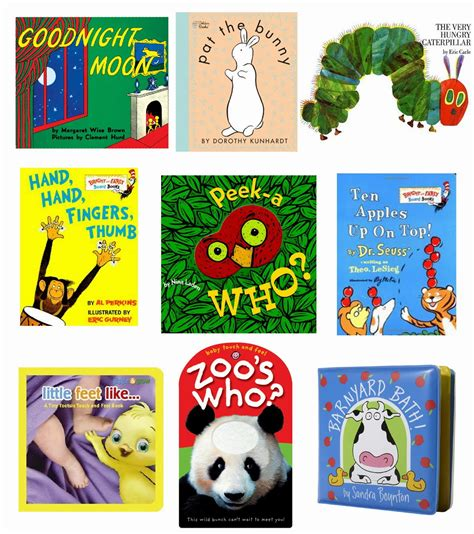infant picture books a splendid best books for babies 0 12 months