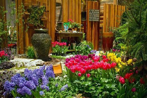 flower and garden show chicago chicago flower garden show chicago is in bloom chicago