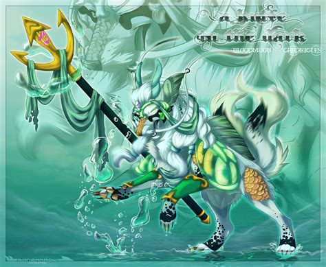 the water god akitd god of water by t0xiceye on deviantart