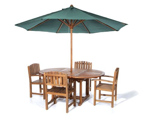 patio umbrella table choosing the best outdoor patio set with umbrella for your