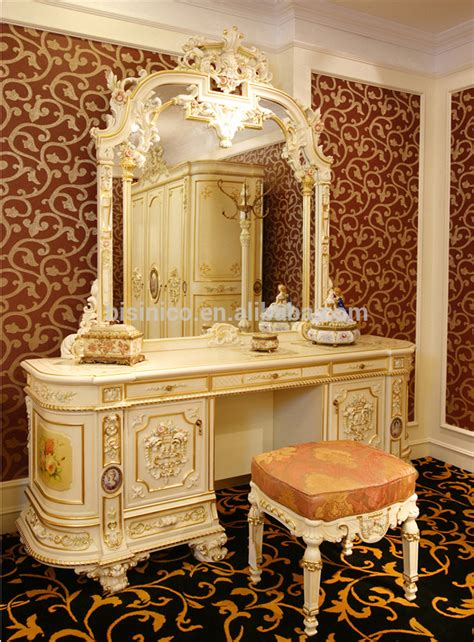 rococo bedroom furniture luxury rococo bedroom furniture dresser table